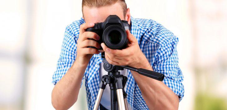 Stojalo bo omogočilo izdelavo kakovostnih fotografij za spletno stran